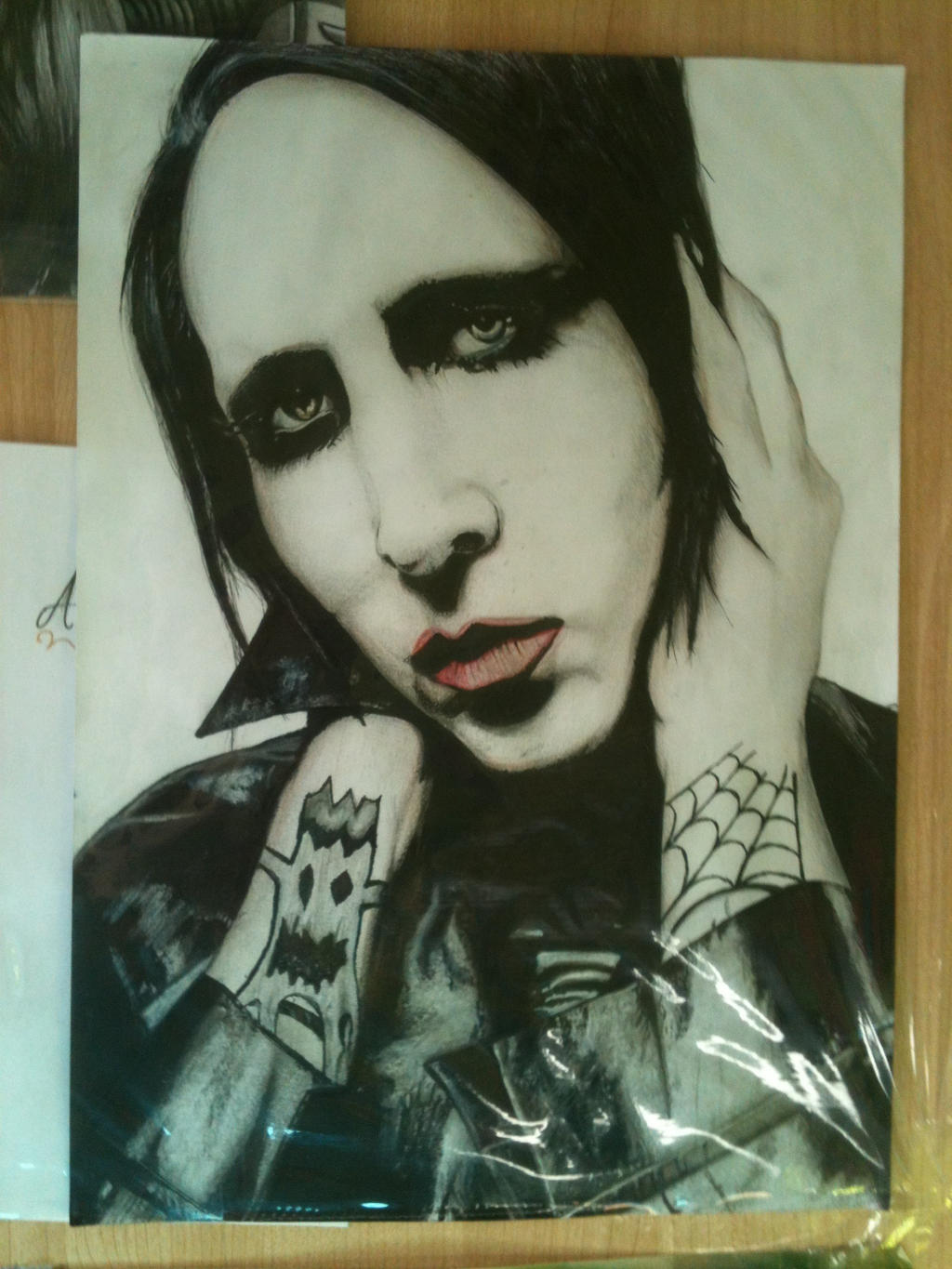 an introduction to the music art by marilyn manson At the time, marilyn manson was a very visible celebrity that seemed to be trying his hardest to piss off as many people as possible his larger than life persona and media circus overshadowed his music for much of this time.