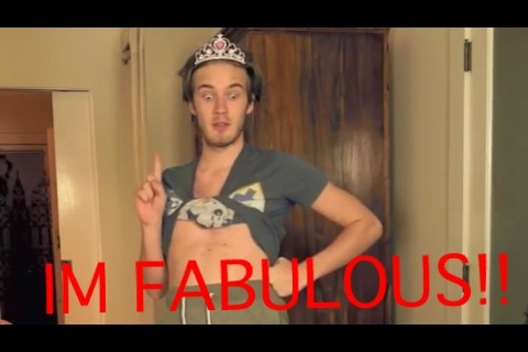pewds is fabulous by - photo #26