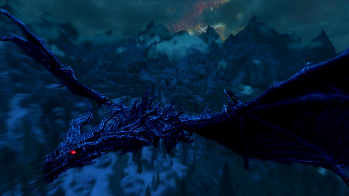 Dark wings, dark words by Lathspellbadnews