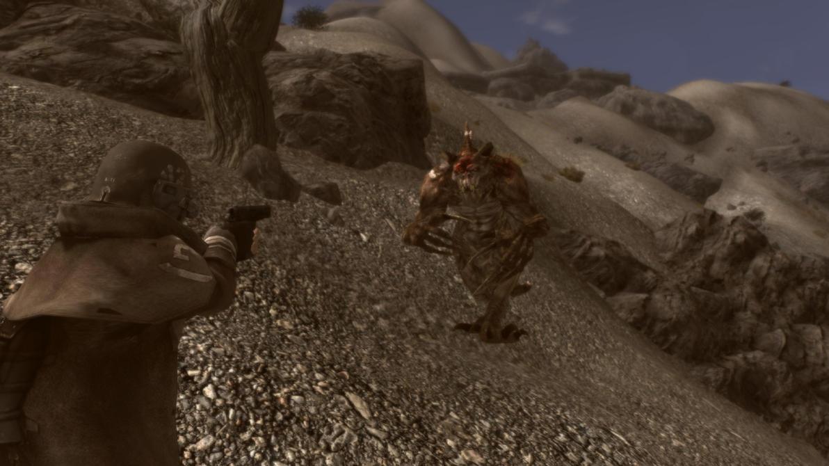 Fallout screenshot by Lathspellbadnews