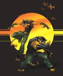 Swat-Kats: Vindication 02 by Amosis