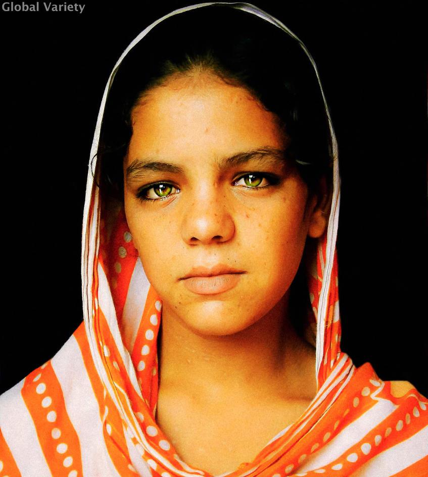 Muslim Girl by TheGlobalVariety