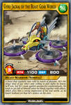Gyro Jackal of the Beast Gear World