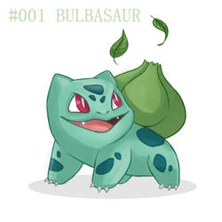 Pokemon Fanart/Bulbasaur