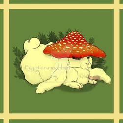 Red Shroom Bun