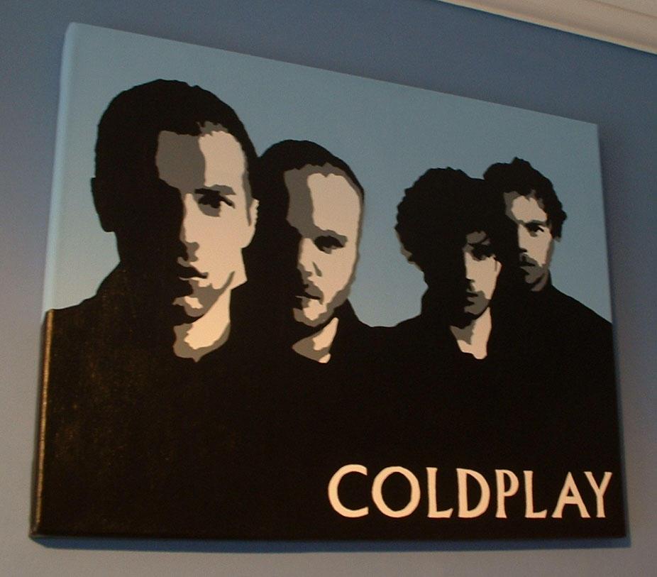 Coldplay by LostProperty