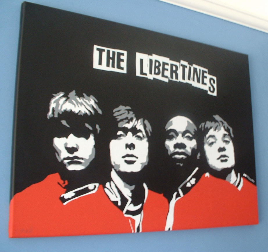 The Libertines by LostProperty