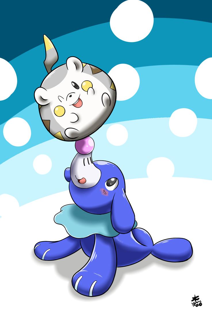 Pokemon fun part 2 by Yukibenproject