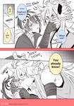 [KogiMika Valentines Day] #Page4 (end)