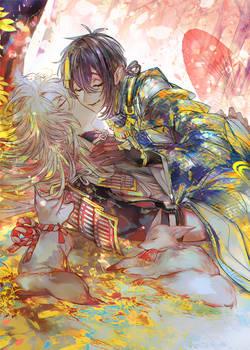 Kogimika Doujinshi Cover (Teaser)