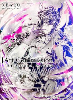 Art Commission (Alucard from Aura Kingdom)