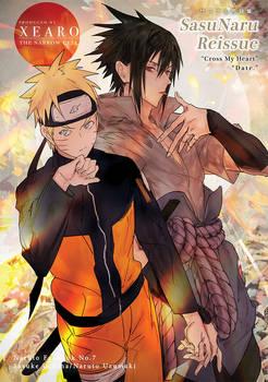 Naruto Shippuden - SasuNaru Reissue