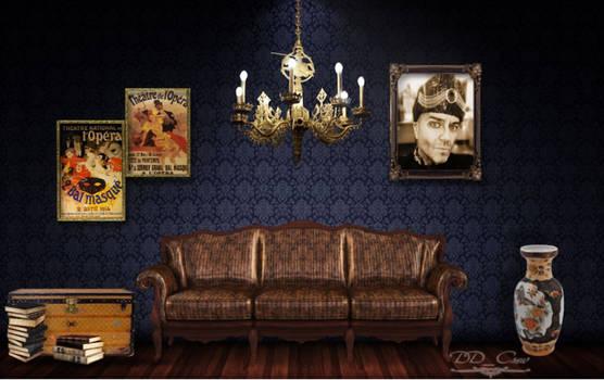 Das Phantom Der Oper - Der Perser Room