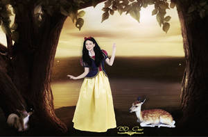 Snow White | Sutton Foster by DDxxCrew
