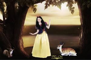Snow White | Sutton Foster | (Sharpend) by DDxxCrew