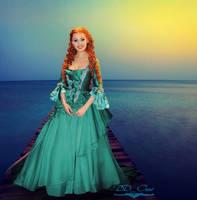 The Little Mermaid | Tessa Van Tol by DDxxCrew