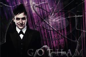 Gotham | Oswald Cobblepot Wallpaper by DDxxCrew