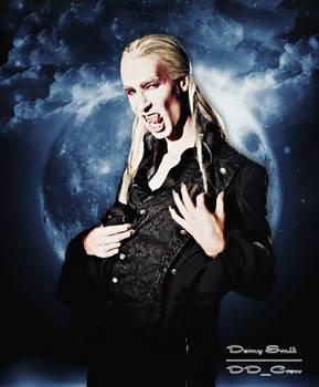 Herbert Von Krolock - Tanz Der Vampire Poster