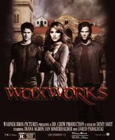 Waxworks Movie Poster by DDxxCrew