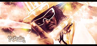 T-Pain by rusty9
