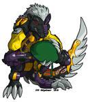 RID Gas Skunk beast mode
