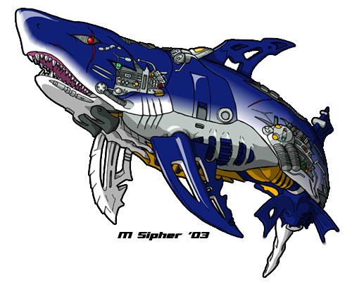 RID Sky-Byte beast mode by MSipher