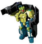Cybertron Heavy Load