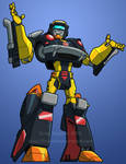 Animated Jackpot - TFSS bio art by MSipher