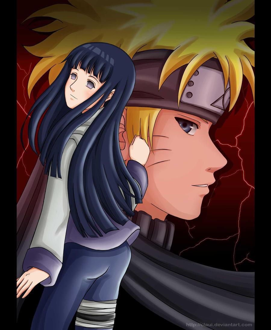 Naruto and Hinata by Claui on DeviantArt