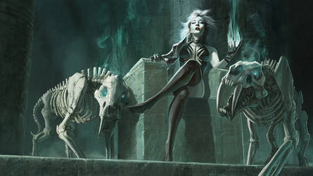 Queen Necromancer