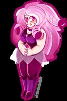Steven Universe.- Rose Quartz by yusunaby