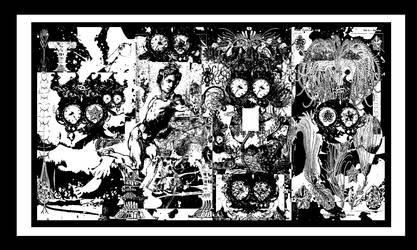 A Fancy Phantasmic Feast by gromyko