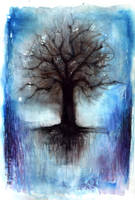 The Tree of Melancholy by gromyko