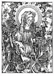 Cadaver Madonna by gromyko