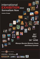 Surrealism Now 2010 poster by gromyko