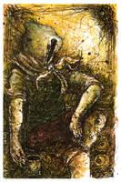 The Hermetic Beggar by gromyko