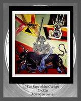 the Rape of the Cyclops by gromyko