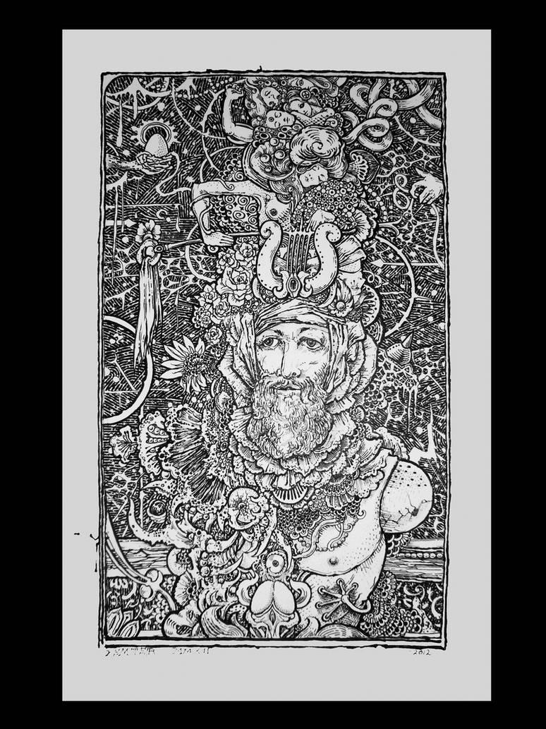 SPECTRE OF ORPHEUS by gromyko