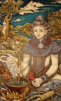 ALCHEMY OF A BABAYLAN by gromyko