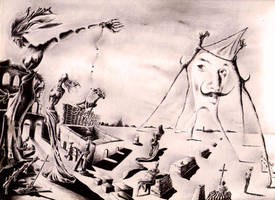 giving Dali a FaceLift by gromyko