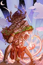 Hanuman by ZTBrown