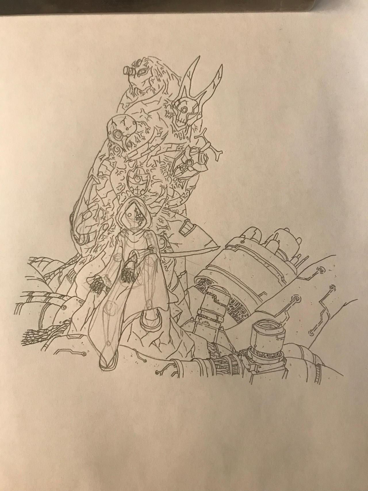 GokaiSliver6 OC: Virus