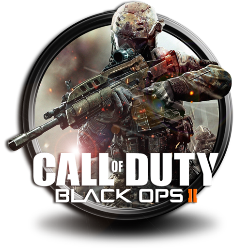 Call Of Duty Black Ops 2 Png Icon 2 By S7 By Sidyseven On Deviantart