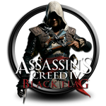 Assassin's Creed IV Black Flag icon by S7