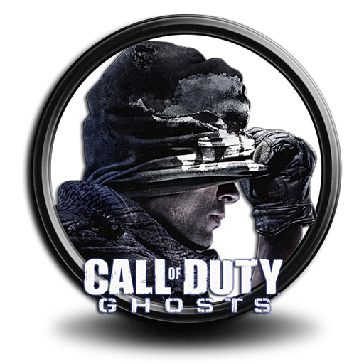 Call of Duty Ghost Icon Call of Duty Ghosts Icon by
