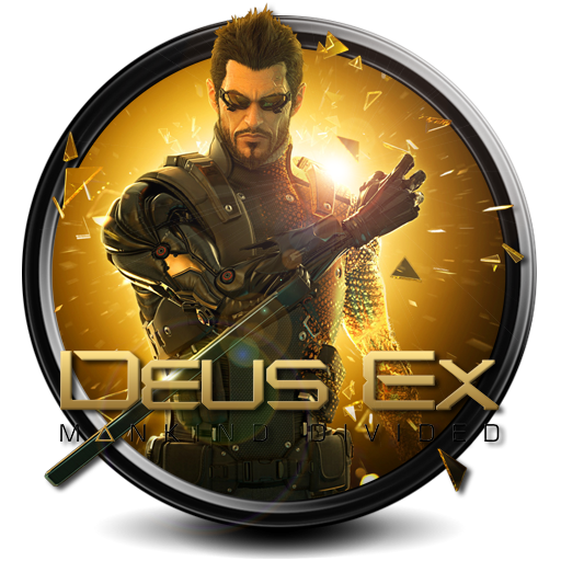 deus ex mankind divided png icon by s7 by sidyseven on. Black Bedroom Furniture Sets. Home Design Ideas