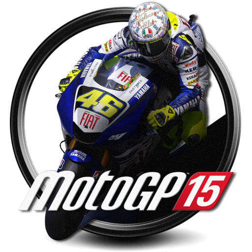 Moto GP 15 png icon by S7 by SidySeven on DeviantArt