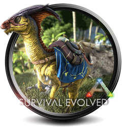 ark survival evolved icon by S7 by SidySeven