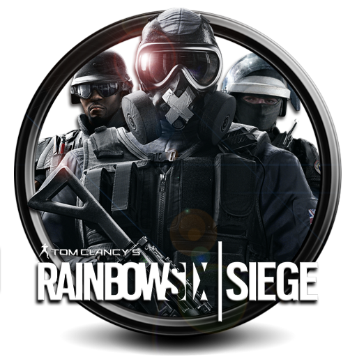 Rainbow Six Siege Png Icon by S7 by SidySeven on DeviantArt