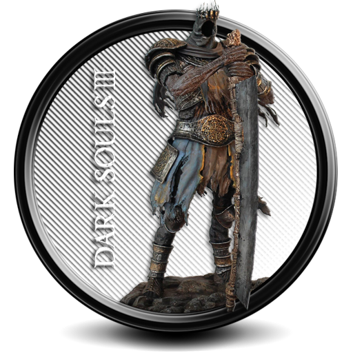 Dark Souls III png icon by S7 by SidySeven on DeviantArt